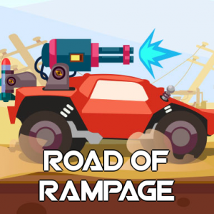 ROAD OF RAMPAGE image